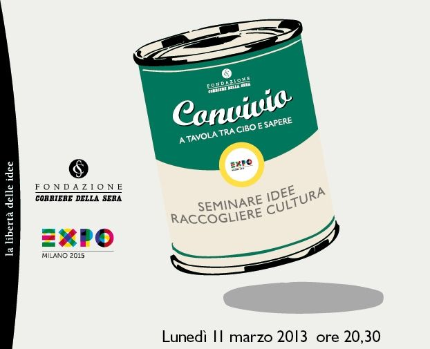 """Convivio with Giovanni Filoramo to discover the role that nutrition takes for the different confessions: """"Nutrition and Religious Traditions"""". The special connection between food and spirituality will be the protagonist in the next appointment with """"Convivio. A Tavola tra cibo e sapere"""""""