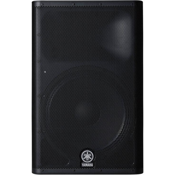 "Yamaha DXR15 15"" Powered Speaker"