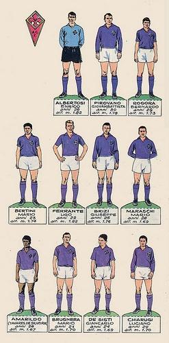Fiorentina - 1967