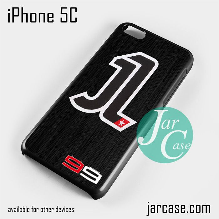 Jorge Lorenzo Moto GP Phone case for iPhone 5C and other iPhone devices