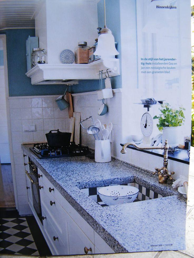 ouderwetse keuken - Google zoeken