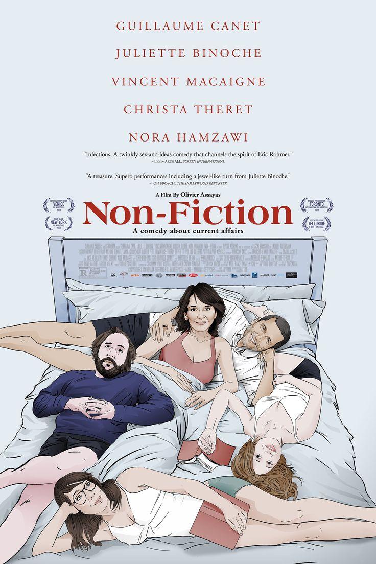 NonFiction Film komedi romantis, Komedi romantis, Non