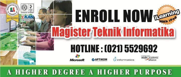 Now ! Program Studi S2 Perguruan Tinggi Raharja. Chek it !