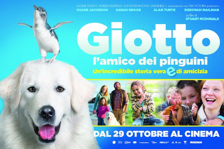 #films   #bambini   #mamme   #cinema   #amicizia   #animali   http://www.mammecomeme.com/2015/10/film-per-bambini-giotto-lamico-dei.html Mamme come me: Film per bambini: Giotto, l'amico dei pinguini