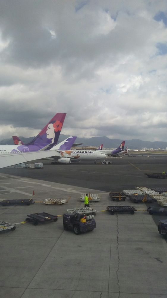 137 best aviation hawaii images on pinterest airplanes civil photo of hawaiian airlines honolulu hi united states moana plane spotted sciox Gallery