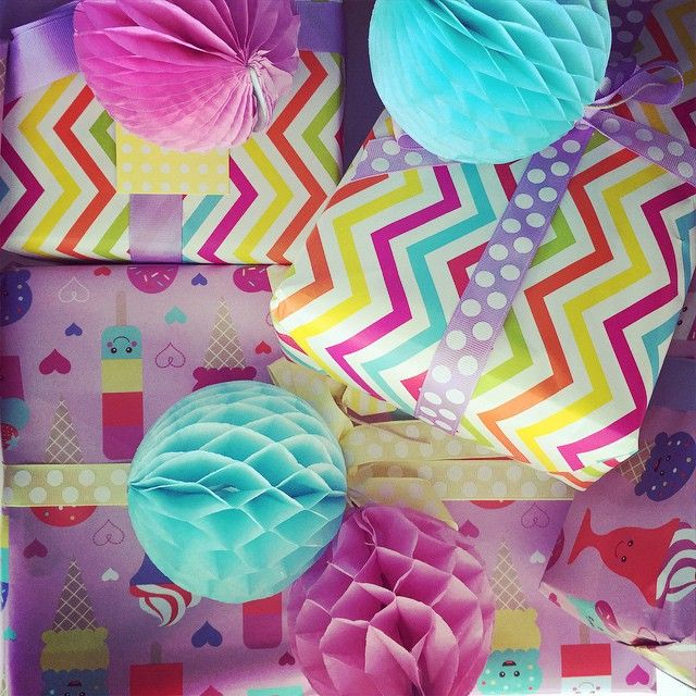 """""""Easter wrapping fun! Little early I know but I blame it on Target. We only went in for toddler undies and ended up with everyone's Easter eggs and super…"""""""