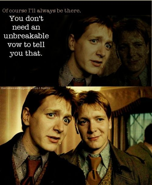 harry potter weasley twins quotes - Google Search