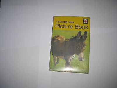 Vintage Ladybird Book - A Third Picture Book