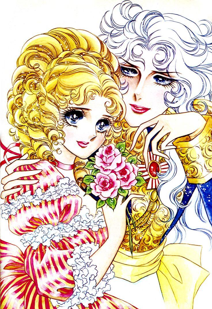 Manga | Ikeda Riyoko - La rosa de Versalles, o Lady Oscar. A mi me encanto , la recomiendo