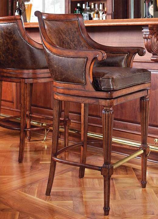 The Quintessential Stool For Any Home Pub Design