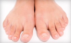 $299 for Three Laser Toenail-Fungus Treatments at Weil Foot & Ankle Institute ($950 Value)