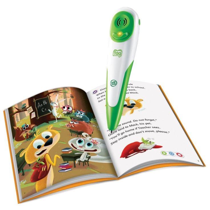 LeapFrog Tag Reading System (Green)   Kids Cool Toys UK