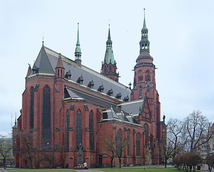 St.peter and st. paul cathedral in legnica - Stare Miasto (Legnica)