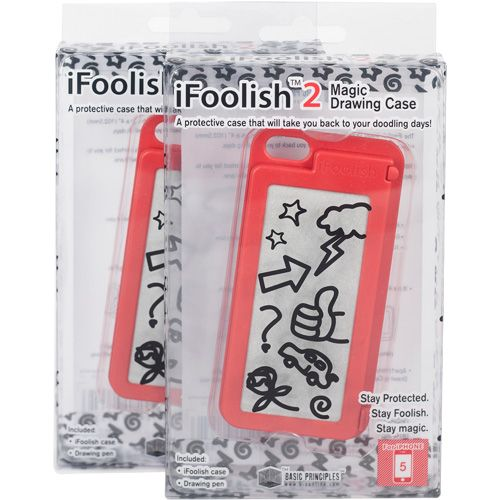 iFoolish Magic Drawing iPhone 5 Case