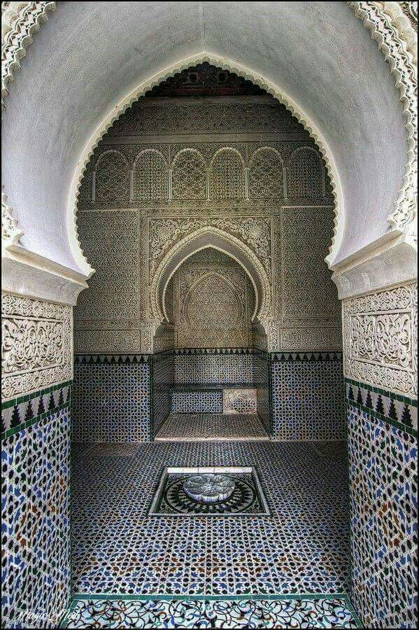 Beautiful Islamic art from Algeria