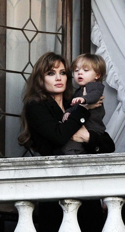 — Angelina Jolie More