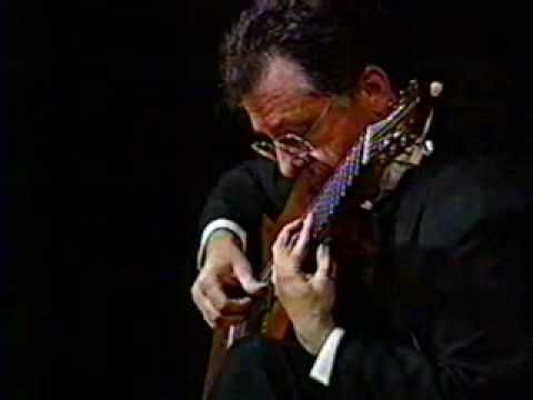 One of my favorite pieces of music of all times...Tarrega's Recuerdos de la Alhambra played by Pepe Romero. A treat. Apparently, you need to click through to see it on Youtube. May have been a copyright issue, but you can get to there from here.Francisco Tárrega, Pepe Romero, Alhambra, Pepe Plays, Ears, Of The, Memories, Music Videos, Alhambra Plays
