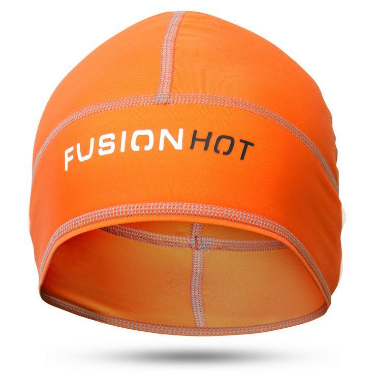 Fusion Hot Run Beanie. Lightweight, breathable beanie. Tech fabric. 4 colour options. #running #fusionmultisport