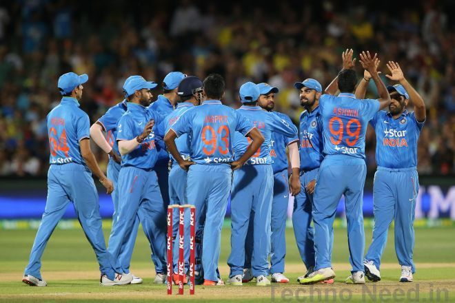 Australia beat India by 37 runs in The first T20 match
