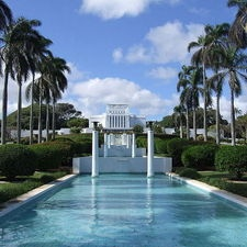 Laie, Hawaii..........the Temple and the PCC