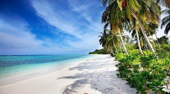 Mentawai Islands West Sumatra Indonesia Indonesia Pemandangan Alam