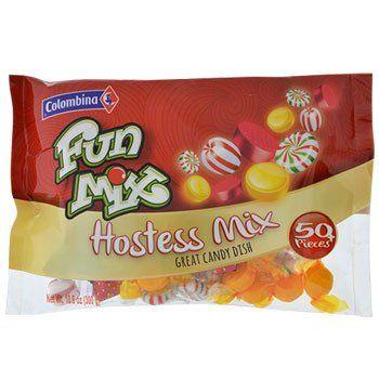 Colombina Fun Mix Hostess Mix, 10.6-oz. Bags