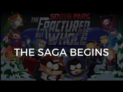 Lilc24 Gaming - South Park The Fractured But Whole - THE SAGA BEGINS..  #wwe #wwechampions #gaming #mobilegaming #wrestling #game