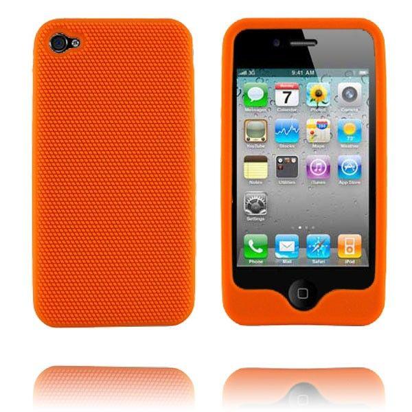 Sahara (Oransje) iPhone 4 Deksel