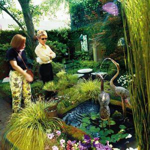 Savannahs Secret Gardens | Finding Comfort | SouthernLiving.com