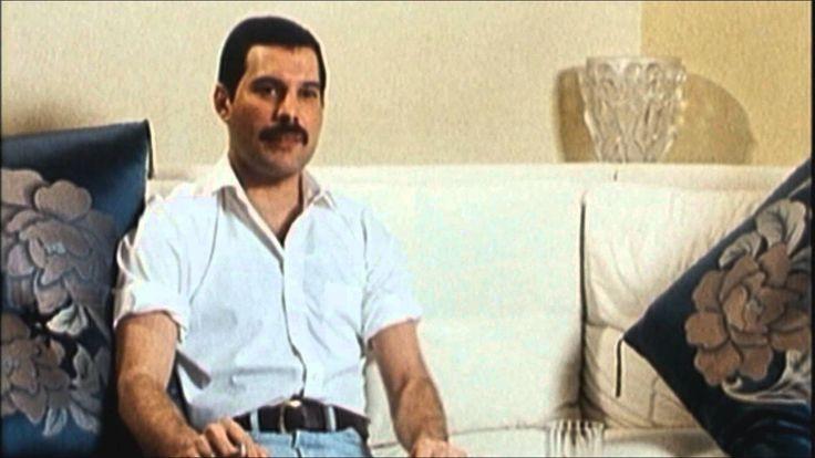 Freddie Mercury Interview 1986