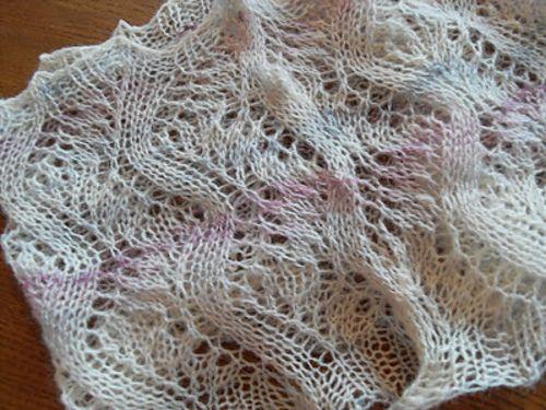 Ravelry: Snøklokka hals pattern by Marianne Steinnes