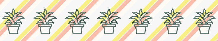 plant pot pattern