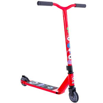 Kids will love this – a  nice little scooter that is very light weight, and a good design for smaller kids. It rolls very smoothly, has soft grips and is a great one for learning on.  Get now at www.ivanhoecycles.com.au under Scooter section.