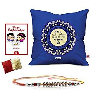 Classic+Adorable+indigifts™+Tell+your+Big+Bro+that+he+is+the+No.1+Brother+in+the+world+by+this+trending+and+adorable+Rakhi+for+Brother+with+cushion+Combo.+This+elegant+designed+cushion+features+all+the+attributes+which+makes+your+Bhaiya+The+Super+Brother.+Though+all+days+can+be+dedicated+to+him,+but+when+it+comes+to+Brother's+Birthday,+RakshaBandhan,+Anniversary,+Rakhi,+Bhaidooj,+then+it+is+your+chance+to+show+the+never+ending+love+you+feel+for+your+little+brother+and+Bhai+by+giving+this+e