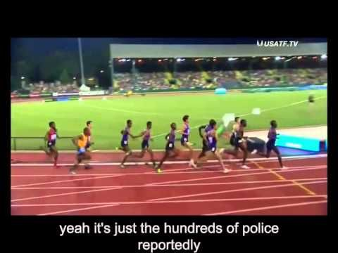 Diamond League Eugene 2015 mens 5000m Oromo athlete Yomif Kejelcha Winner | #GibeTube: Latest #Ethiopia News