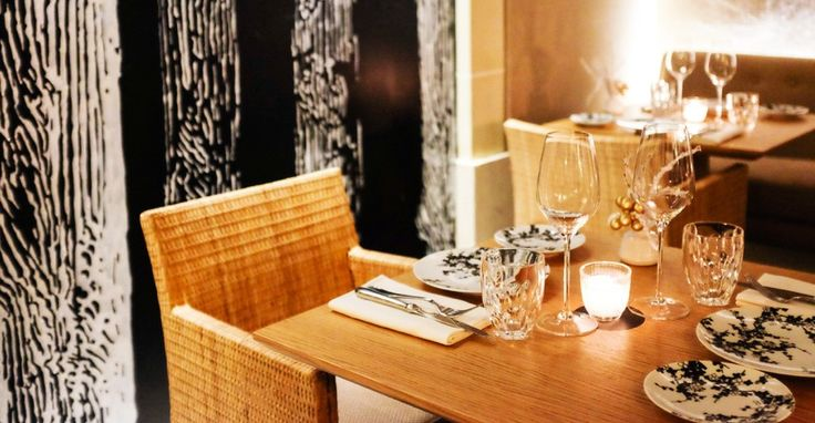 NSMBL Dining Hotspots: Restaurant du Palais Royal, in hartje Parijs