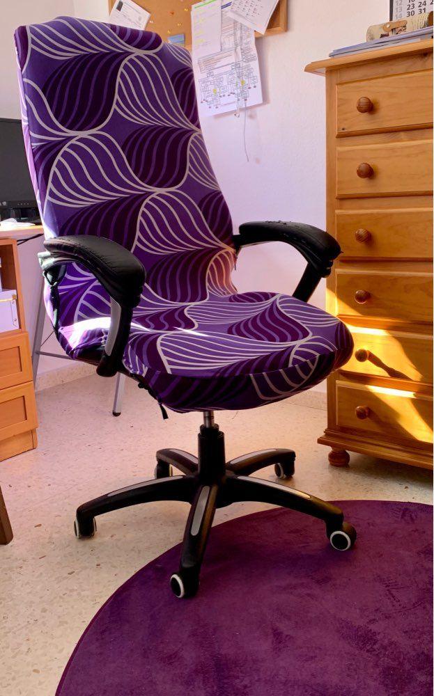 Elastic Computer Chair Seat Covers Topgearslife En 2020