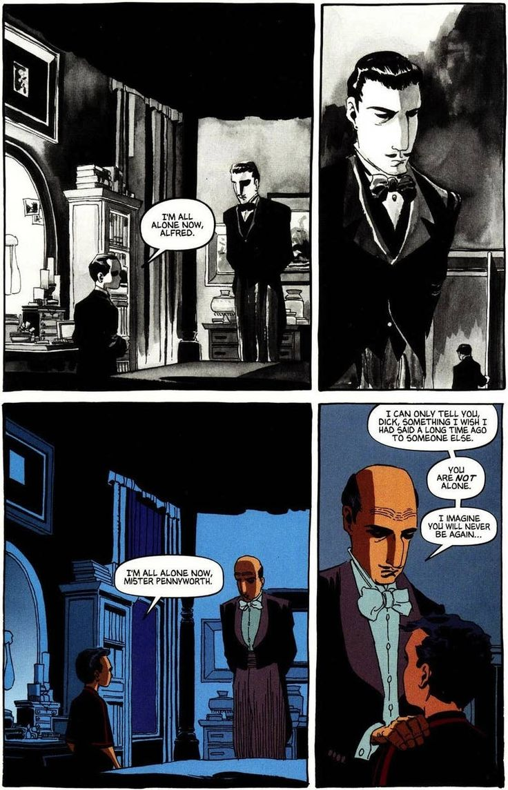 21 Reasons We Should All Be More Like Alfred Pennyworth In