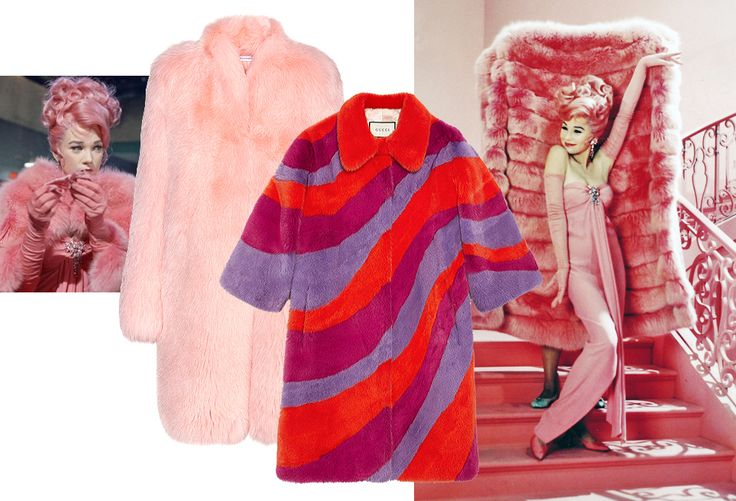 Лучшие шубы мирового кино Луиза Мей Фостер, «Так держать!»  Героиня Ширли Маклейн Луиза Мей Фостер хоронит мужей одного за другим и постоянно богатеет. Откровенно говоря, она черная вдова. Но в черном не ходит, предпочитает розовый. Шуба цвета клубничной конфеты — ее коронный наряд. А вообще, чем ярче, тем лучше.  #artstoria #fur #fashion #model #supermodel #woman #summer #top #follow #like #stars #style #модель #мода #стиль #имидж #шуба #лето #2017 #мех #топ #beauty #beautiful #best #звёзды…