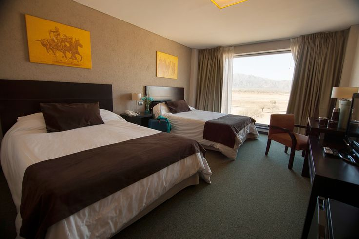 Habitación Doble Twin - Epic Hotel San Luis