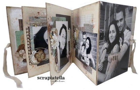 kit album scrap