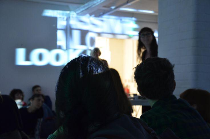 Artist Talks at Embassy Tea Gallery
