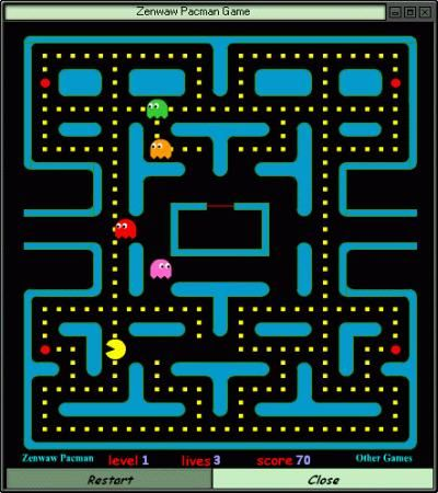 "PAC MAN ... little did we know that ""MS PAC MAN"" was soon to follow.  Best video of all time!!!"