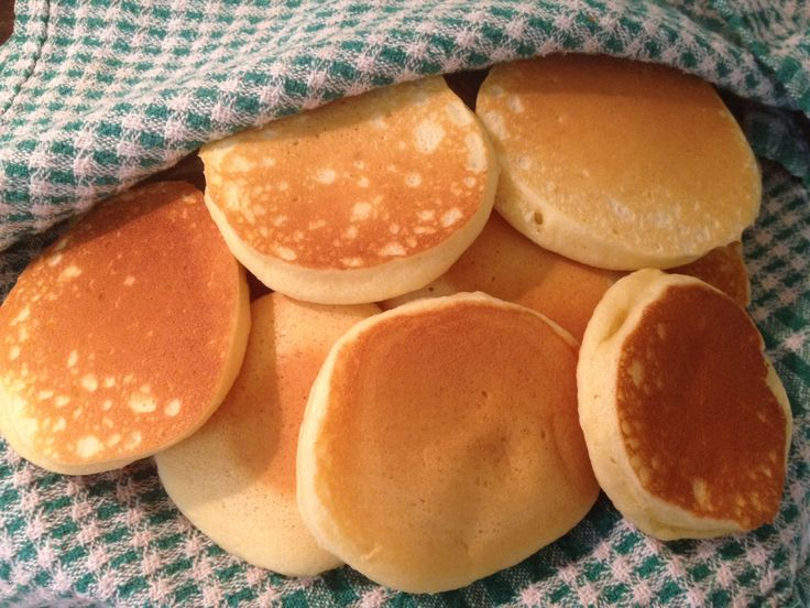 Nana's Pikelet Recipe and a Few Good Yarns