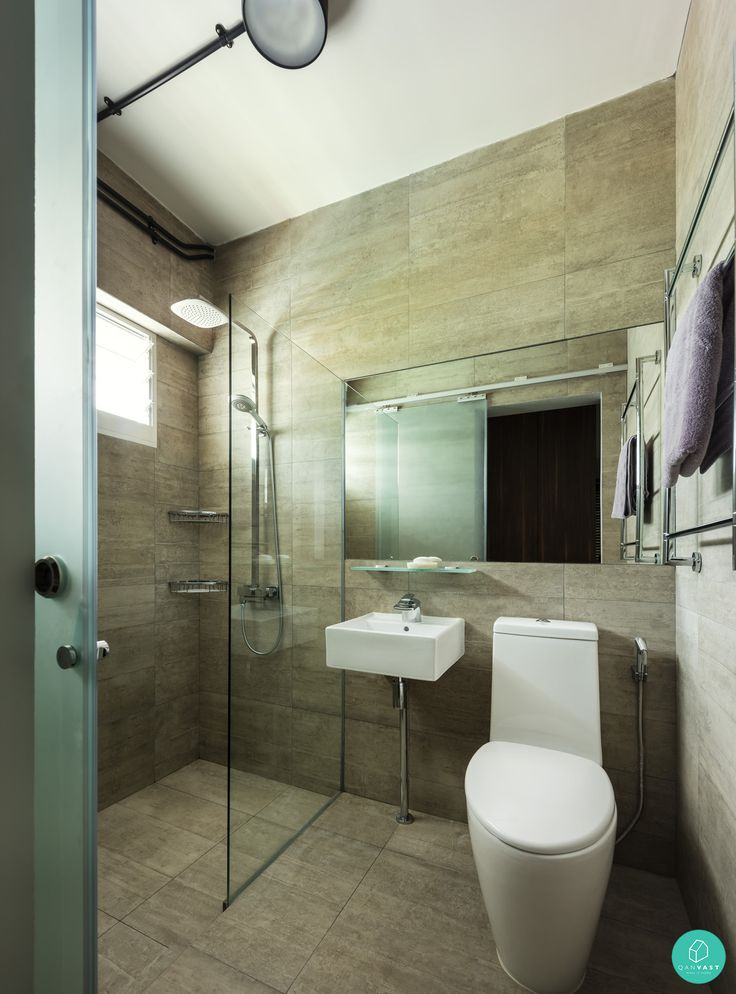 Pin By Jase Chua On Home Decor Inexpensive Bathroom