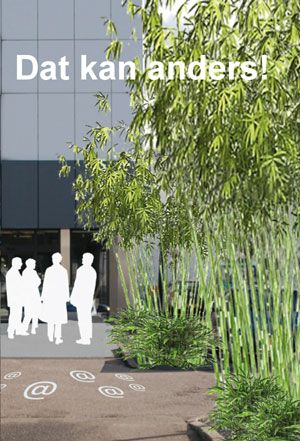 Vollmer & Partners knows how to transform existing business parks into green and welcoming places