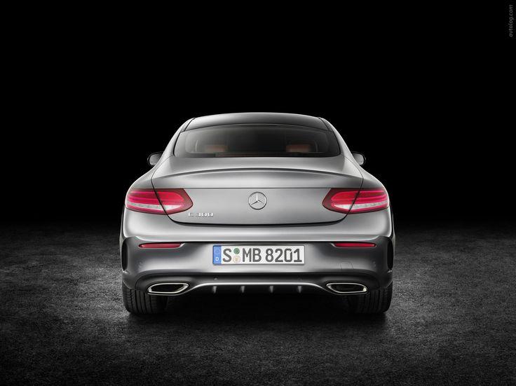 2016 Mercedes-Benz C-Class Coupe  #Mercedes_Benz_C_Class_Coupe #Segment_D #2015…