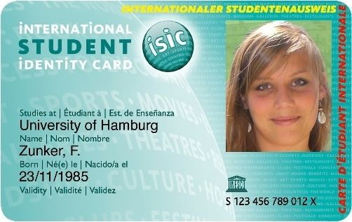 Get your International Student Identity Card (ISIC) before you leave and save money on transportation, accommodations, and entertainment. | 25 Things You Should Know Before Studying Abroad