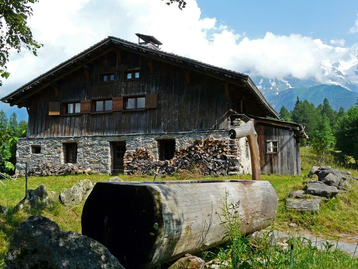 Chalet d'alpage à Charousse | Flickr - Photo Sharing!