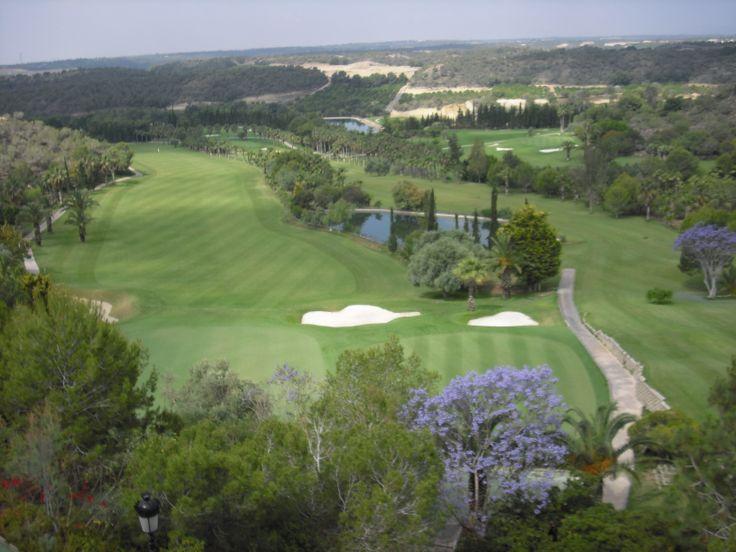 Club de Golf CAMPOAMOR Dirección: Crta. N-332. km 48 Dirección Urbanizaciones Municipio: Orhiuela Costa CP: 03189 Teléfono: 965321366- 965320410 Fax: 965320506 Web: www.lomasdecampoamor.es Email: golf@lomasdecampoamor.es Par: 72 Nº Hoyos: 18